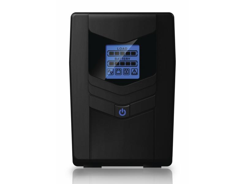 Источник бесперебойного питания Ippon Back Power Pro LCD 600