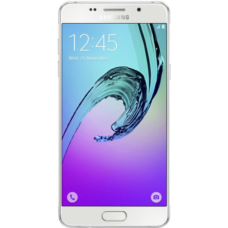 Смартфон Samsung Galaxy A5 2016 White