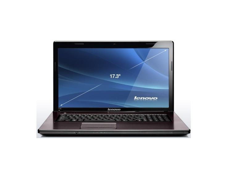 Ноутбук Lenovo G780-I33110M