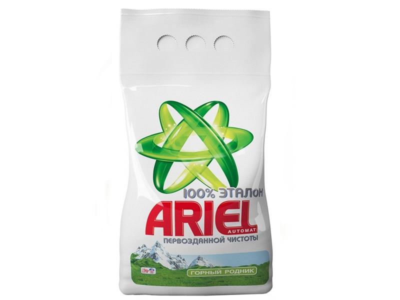 Стиральный порошок Ariel Автомат Горный Родник (3Kg)