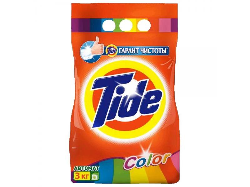 Стиральный порошок Tide Автомат Color (3Kg)
