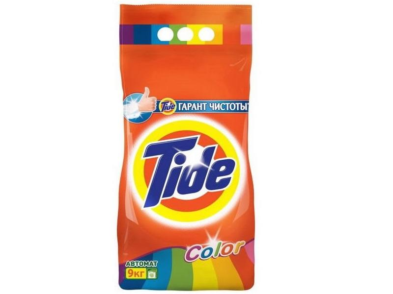 Стиральный порошок Tide Автомат Color (9Kg)