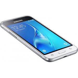 Смартфон Samsung Galaxy J1 (2016) Duos White