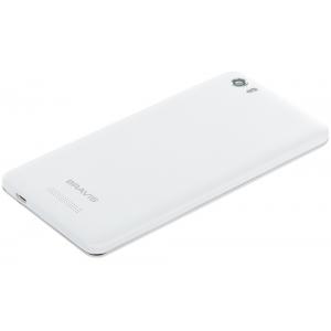 Смартфон  Bravis Trend White