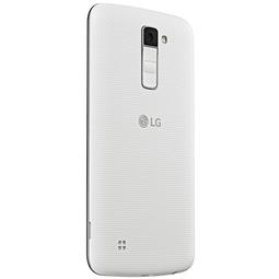 Смартфон LG K10 K430DS White