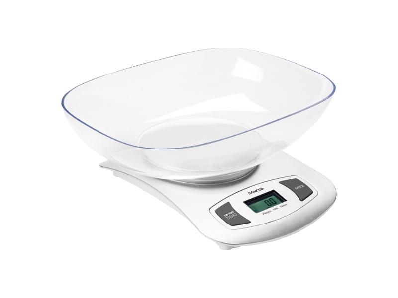 Весы Sencor SKS 4000 White