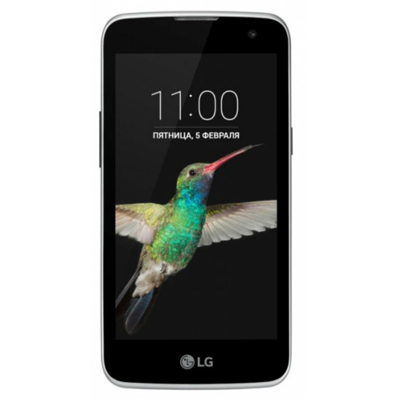 Смартфон LG K4 Lte K130E Black Blue
