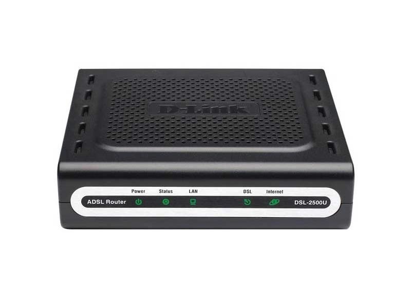 ADSL модем D-Link DSL-2500U/BRC/D + DrWeb