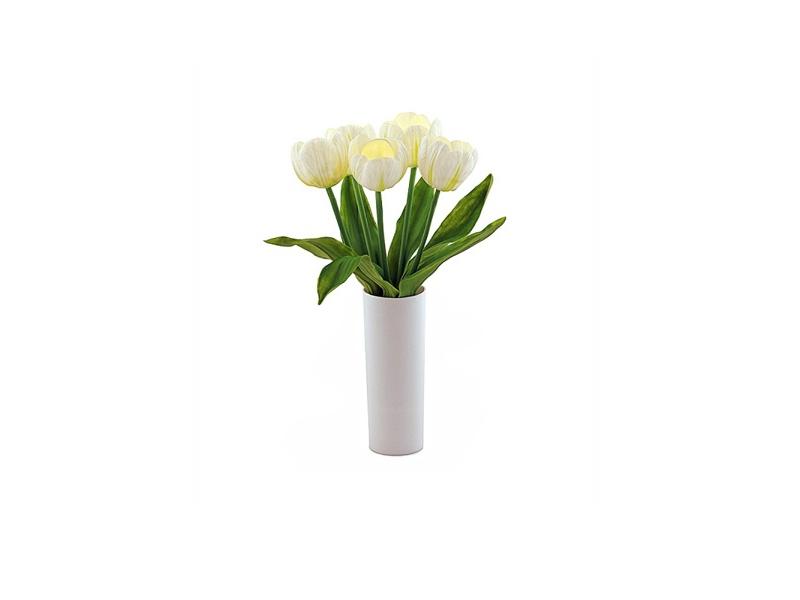 Светильник Старт Тюльпаны 5 White