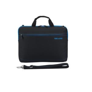 Сумка для ноутбука Deluxe DLNB-201BU-P15.6 Black/Blue