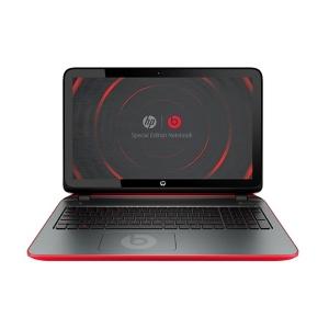 Ноутбук HP Pavilion Beats 15-p003er Black/Red