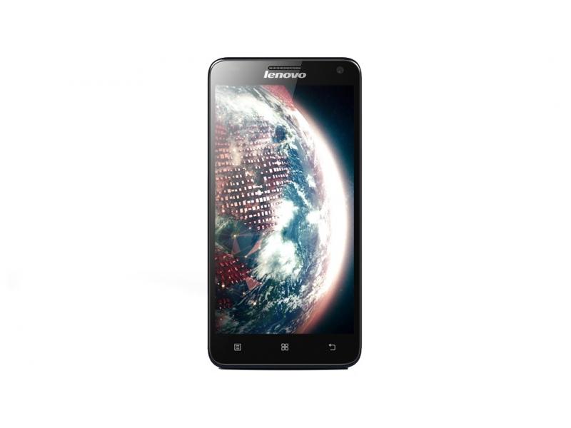 Смартфон Lenovo S580 Black