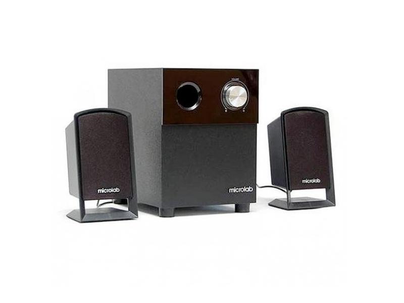 Звуковые колонки Microlab M109 (11) Black