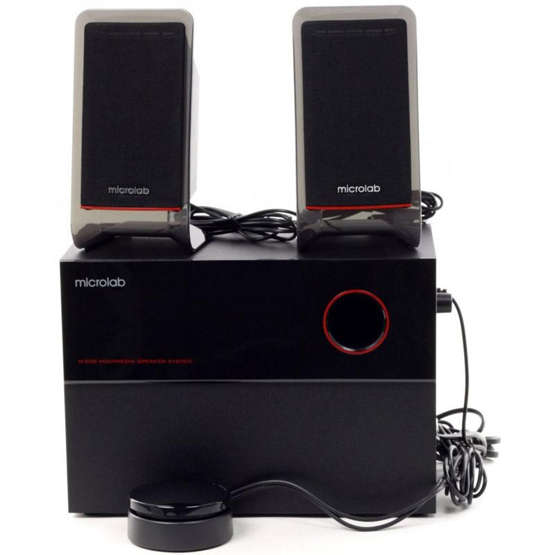 Звуковые колонки Microlab M200