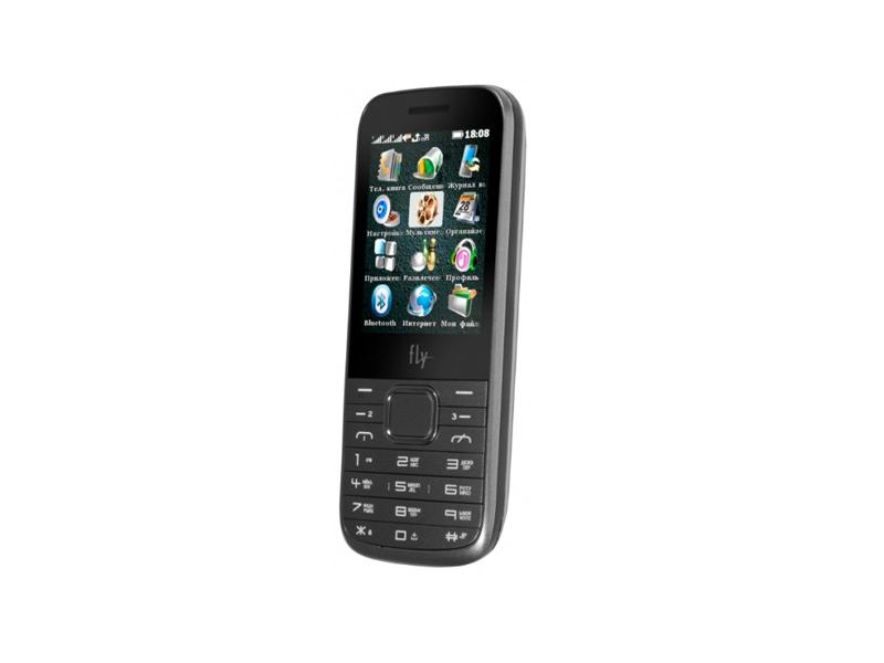 Мобильный телефон Fly TS107 Black