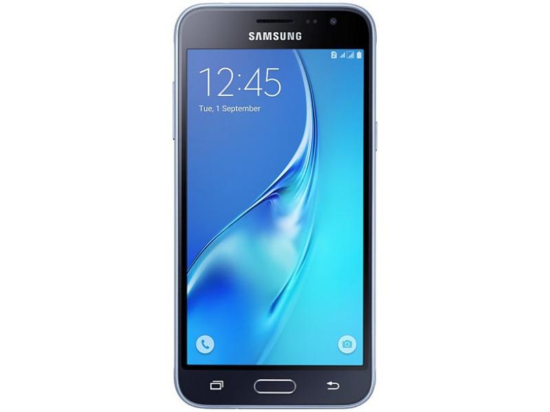 Смартфон Samsung Galaxy J3 Duos Black
