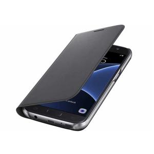 Чехол для мобильного телефона Samsung Flip Wallet EF-WG935PBEGRU GALAXY S7 EDGE (G935) Black