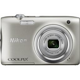 Цифровой фотоаппарат Nikon Coolpix A100 Silver