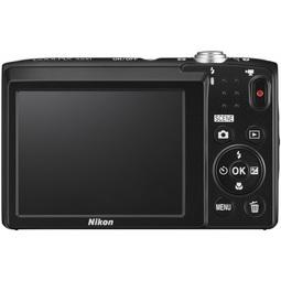 Цифровой фотоаппарат Nikon Coolpix A100 Black