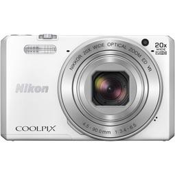 Цифровой фотоаппарат Nikon Coolpix S7000 White