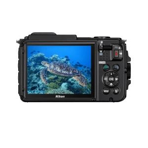 Цифровой фотоаппарат Nikon Coolpix AW130 Blue