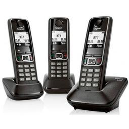Радиотелефон Siemens Gigaset A420 Trio
