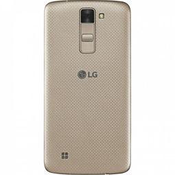 Смартфон LG K8 Lte K350E Black Gold