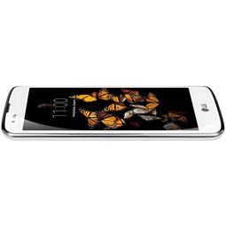 Смартфон LG K8 K350E White