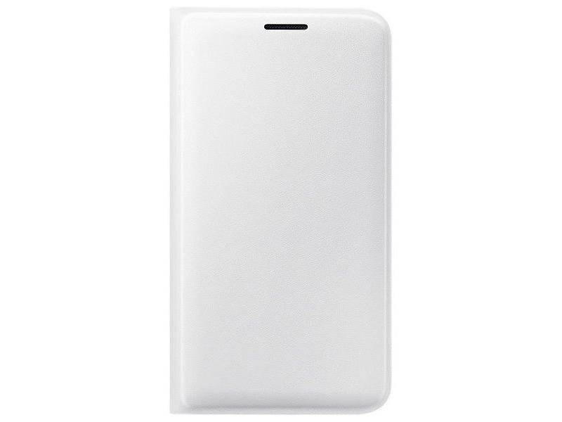 Чехол для мобильного телефона Samsung Flip Wallet  EF-FJ105PWEGRU For Galaxy J1 Mini (J105) White