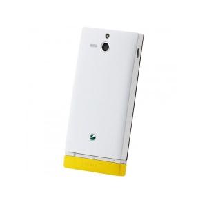 Смартфон Sony Xperia U ST25I White/Yellow