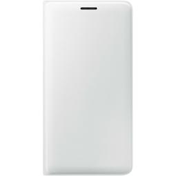 Чехол для смартфона Samsung Flip Wallet EF-WJ320PWEGRU White для Samsung Galaxy J3 2016