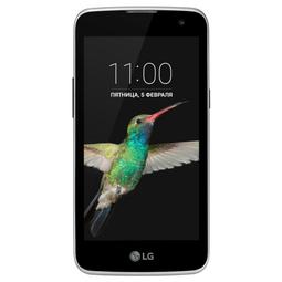 Смартфон LG K4 K130E Black Blue