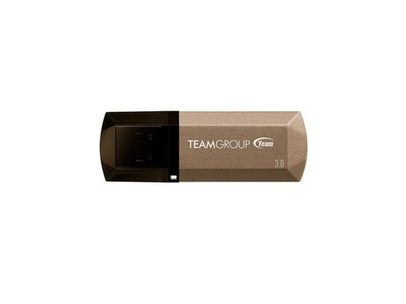 Флэшка Team C155 16Gb Gold