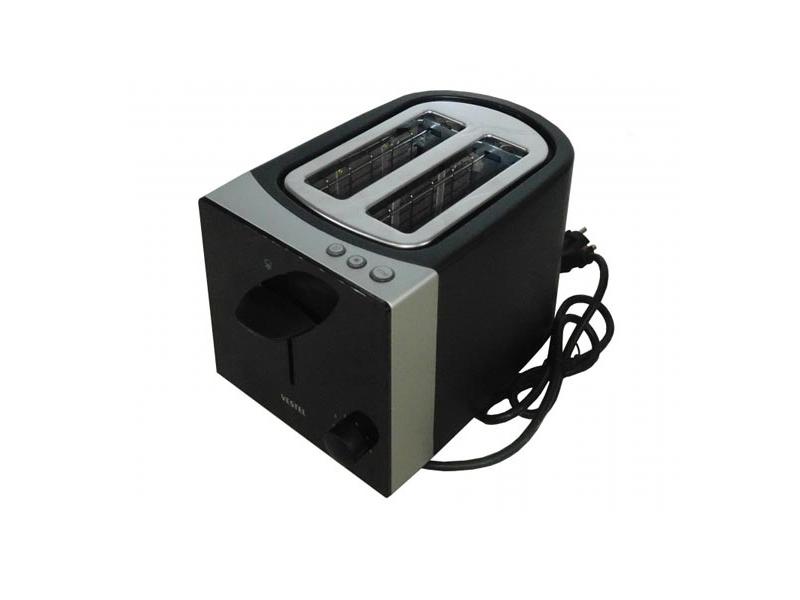 Тостер Vestel V-Brunch 2000 Black