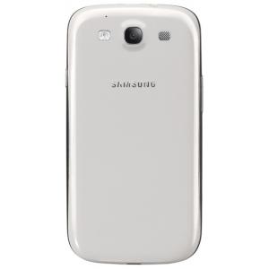 Смартфон Samsung Galaxy S III 16GB (GT-I9300RWDSKZ) Marble White