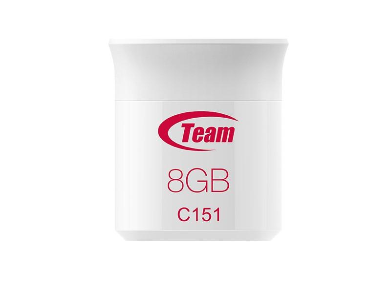 Флэшка Team C151 Red