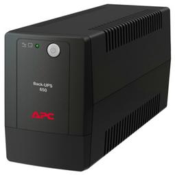 Источник бесперебойного питания Apc UPS BX650LI-GR Back RS + Сетевой фильтр Apc PH6T3-RS