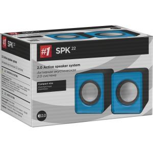 Звуковые колонки Defender SPK-22 Blue