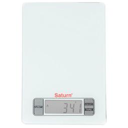 Кухонные весы Saturn ST-KS7235 White
