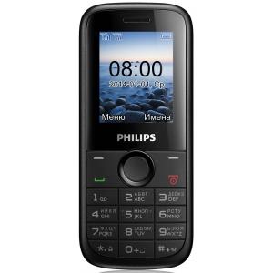Мобильный телефон Philips E120 Black