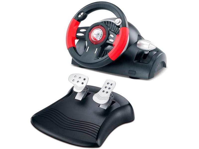Руль и педали Genius Speed Wheel 3 MT