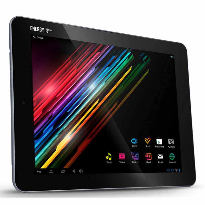Планшет Energy Sistem Tablet i8 Dual 16Gb Silver Metal