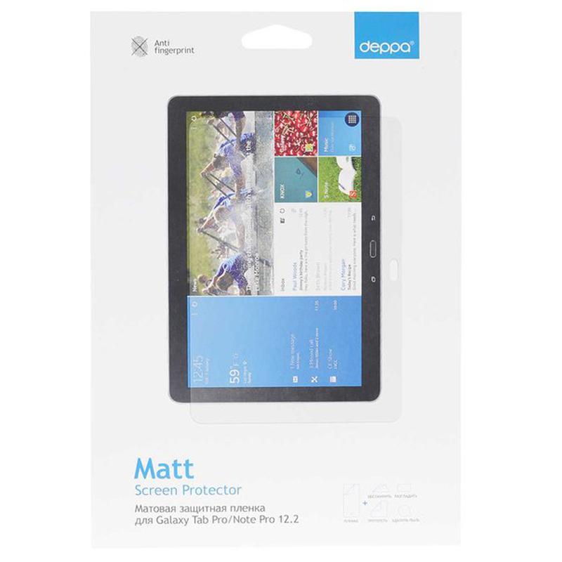 Защитная пленка для планшета Deppa Samsung Note Pro 12.2