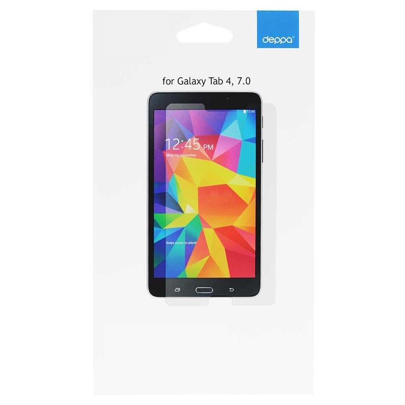 Защитная пленка для планшета Deppa Samsung Tab4 7.0