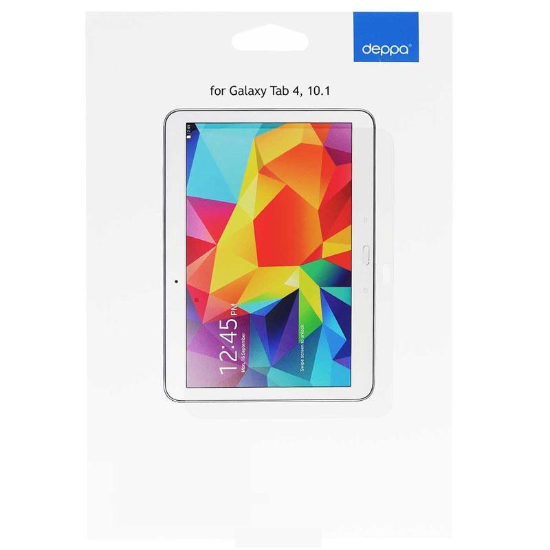 Защитная пленка для планшета Deppa Samsung Tab4 10.1