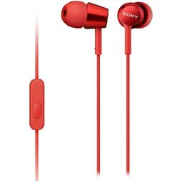 Наушники Sony MDR-EX150AP Red