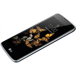 Смартфон LG K8 K350E Black Blue