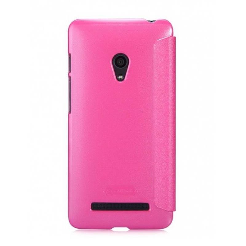 Чехол для мобильного телефона Nillkin Sparkle Series Asus Zenfone 5 Red