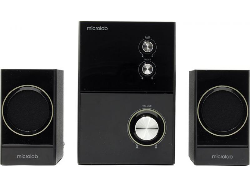 Звуковые колонки Microlab M223 Black