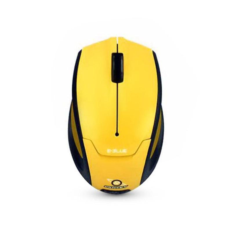 Мышь E-Blue Extency EMS104YE Yellow